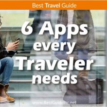6 Apps every traveler needs