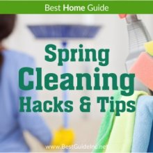 Spring cleaning hacks and tips