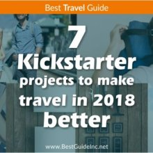 7 Kickstarter projects to make travel in 2018 better