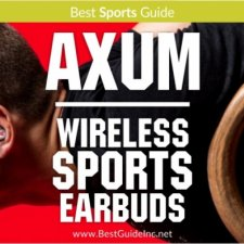 Axum - Wireless Sports Earbuds