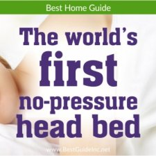 The world's first no-pressure head bed