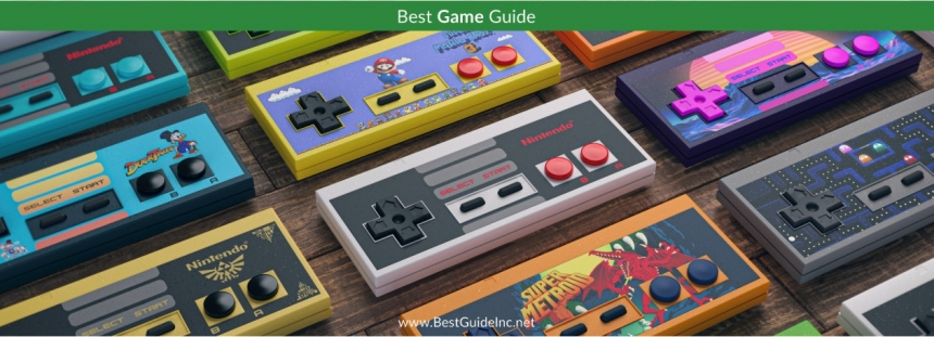 Classic Nintendo Games Care Guide